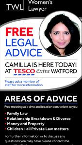 Legal Advice Poster
